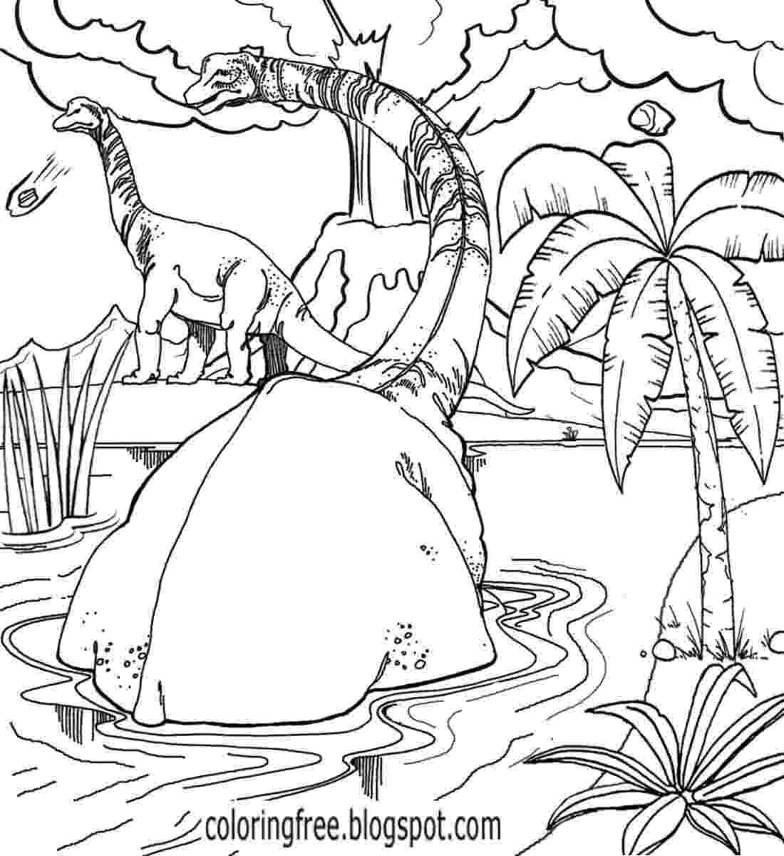 dinosaurs to print free coloring pages printable pictures to color kids print to dinosaurs