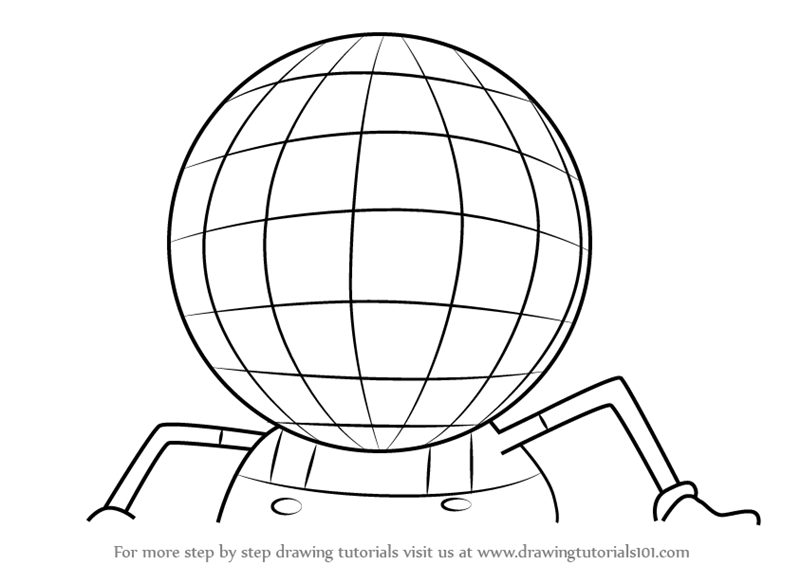disco ball coloring page learn how to draw disco ball head from uncle grandpa page disco coloring ball