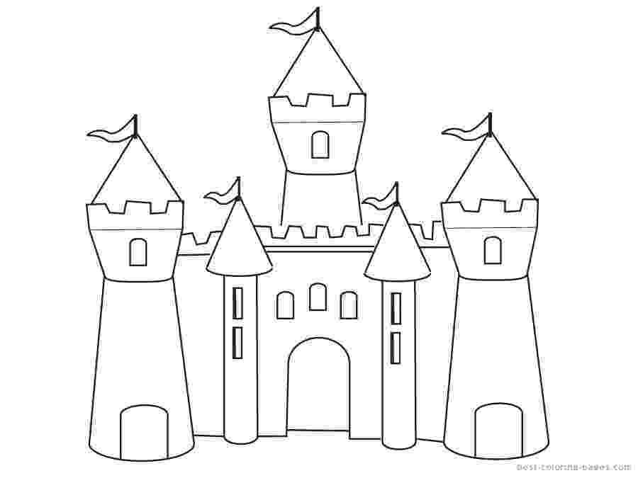 disney castle coloring pages magic kingdom coloring page color me happy cinderella coloring castle disney pages