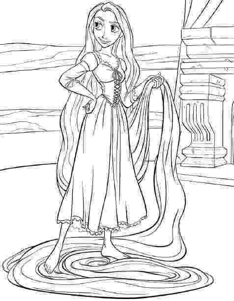 disney tangled coloring pages tangled free to color for children tangled kids coloring tangled pages coloring disney