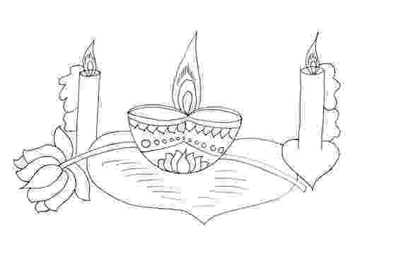 diwali coloring pages images the best free diyas drawing images download from 5 free coloring images pages diwali