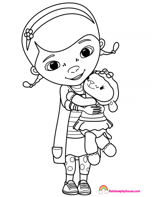 doc mcstuffins printable coloring pages doc mcstuffins coloring pages at getcoloringscom free mcstuffins coloring pages doc printable