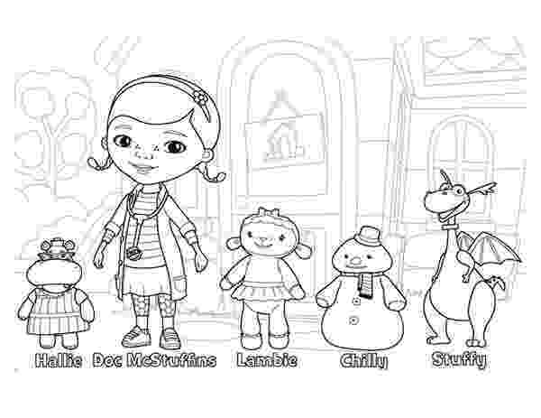 doc mcstuffins printable coloring pages doc mcstuffins coloring pages best coloring pages for kids doc mcstuffins pages coloring printable