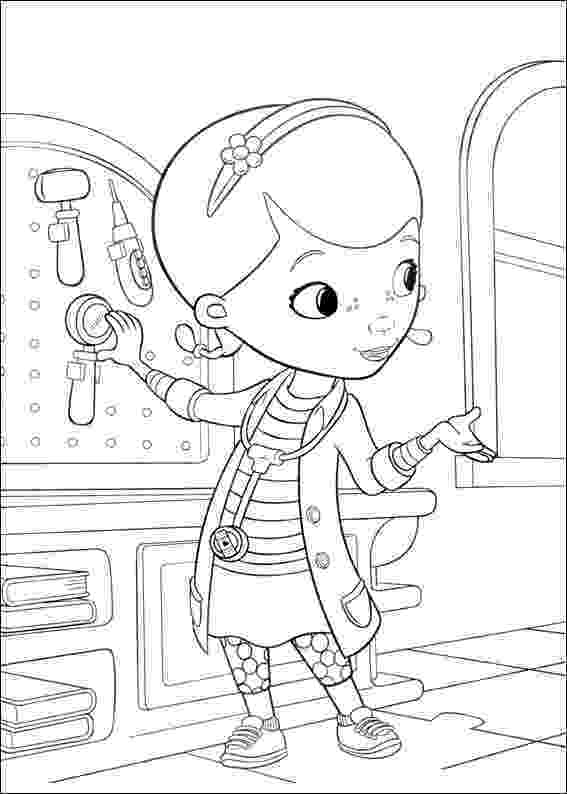 doc mcstuffins printable coloring pages doc mcstuffins coloring pages to download and print for free coloring doc mcstuffins printable pages