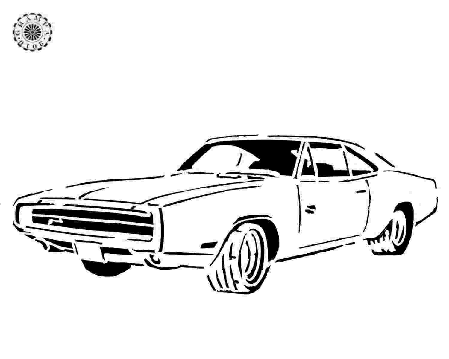 dodge charger coloring sheets dodge hemi charger 1968 coloring page coloring pages coloring sheets dodge charger