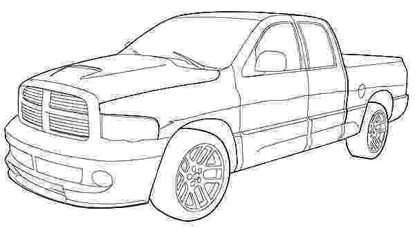 dodge ram truck coloring pages dodge car ram srt 10 coloring pages coloring sky truck coloring ram dodge pages