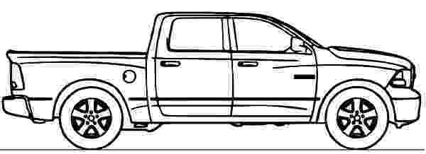 dodge ram truck coloring pages image result for drawings of dodge ram truck coloring ram dodge coloring pages truck
