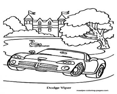 dodge viper coloring sheets dodge viper coloring pages at getcoloringscom free dodge sheets coloring viper