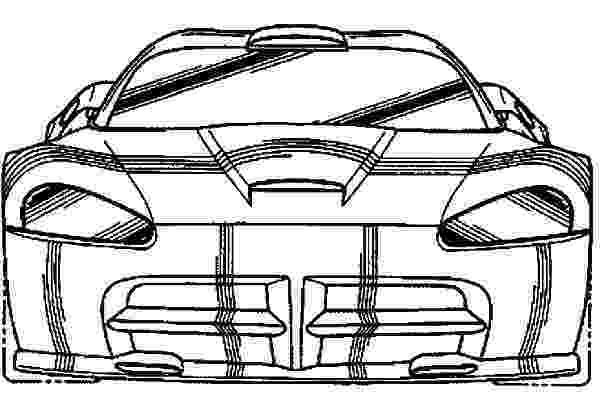 dodge viper coloring sheets sports car dodge viper coloring pages printable coloring viper dodge sheets