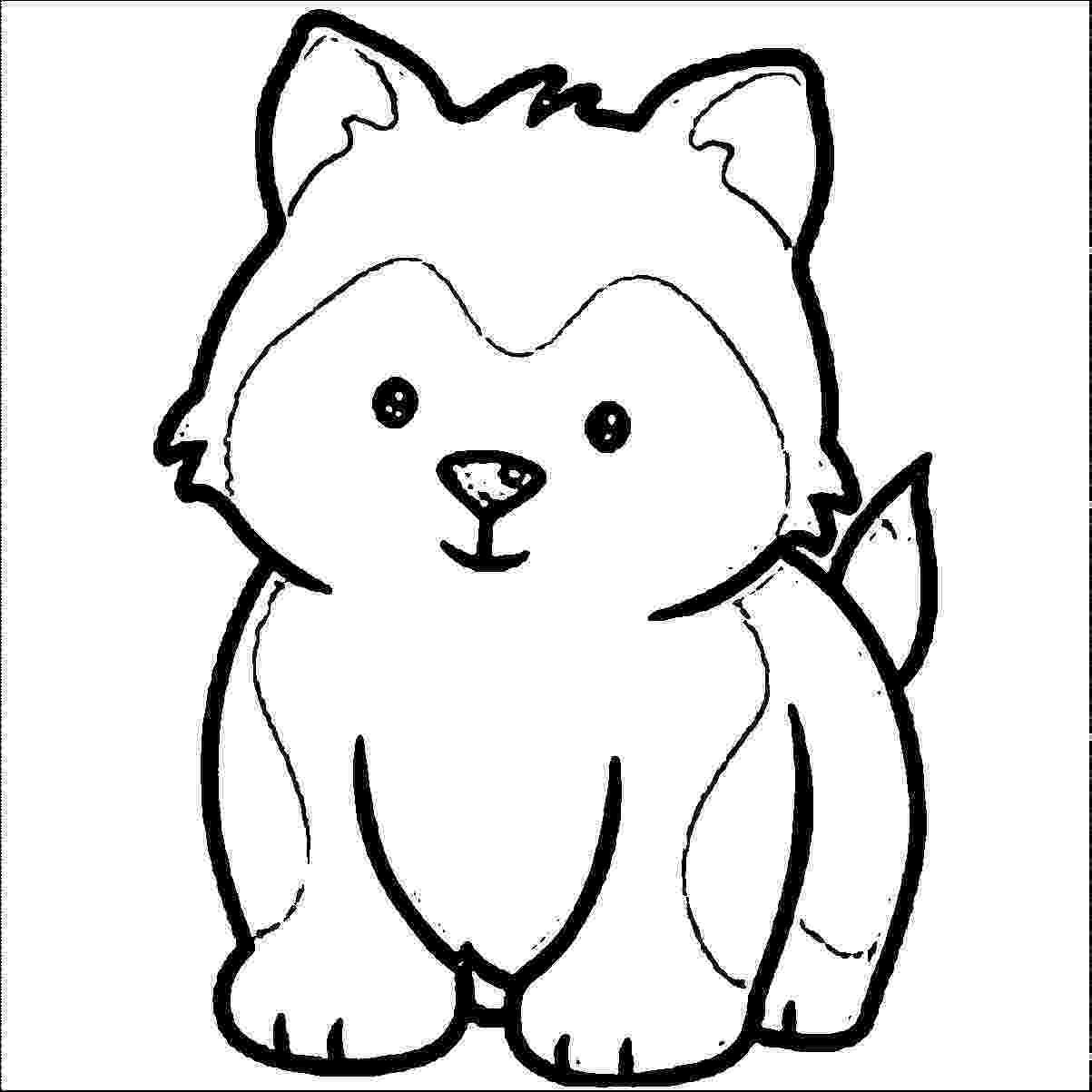 dog images to color husky puppy coloring pages printable coloring for kids 2019 dog color images to
