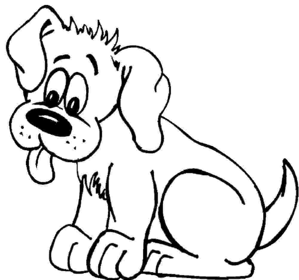 dogs to color best coloring page dog dogs and puppies coloring pagesfree color to dogs