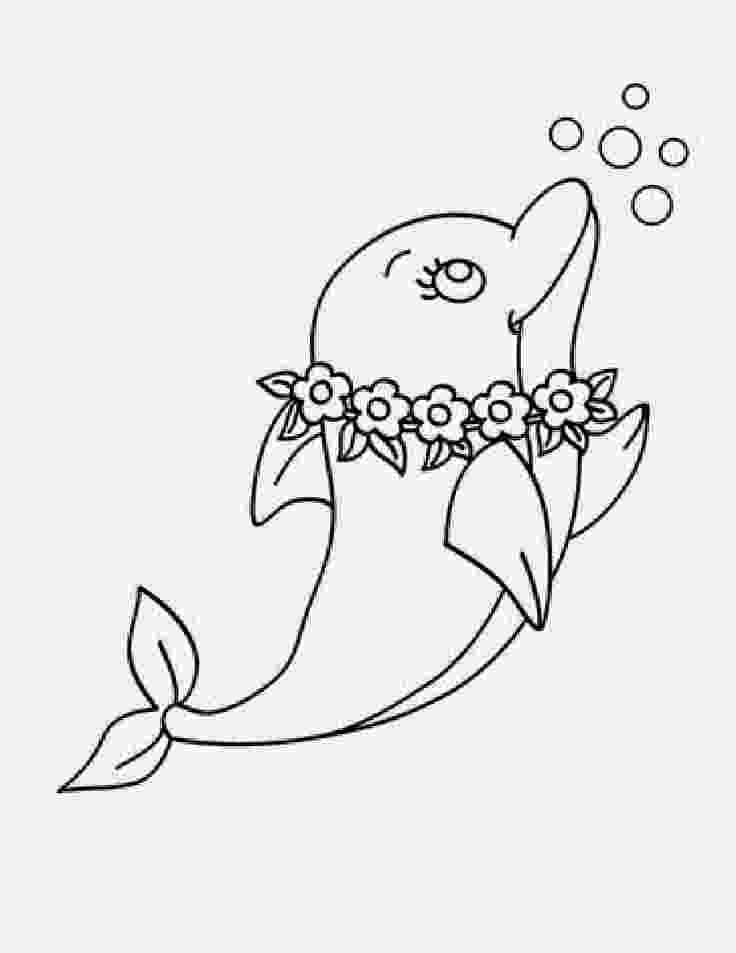 dolphin images to color flour coloring pages at getcoloringscom free printable to images color dolphin