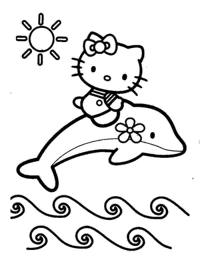 dolphin printables animal coloring pages momjunction dolphin printables