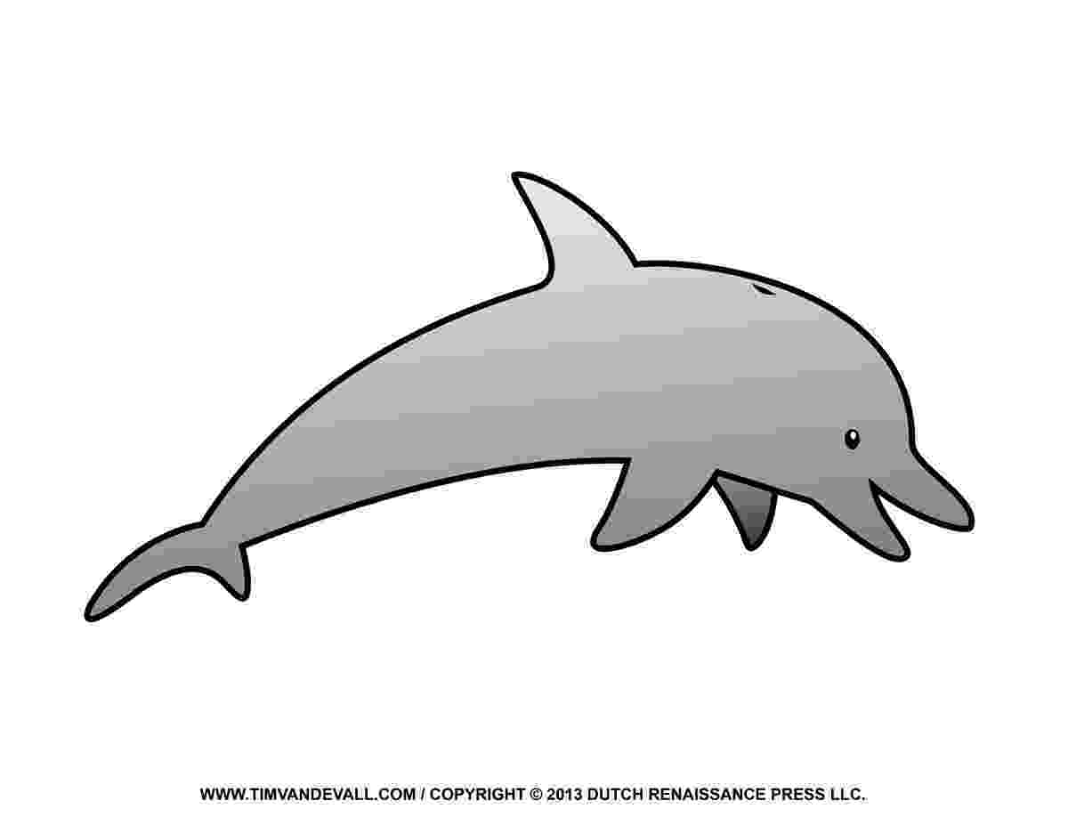 dolphin printables free dolphin clipart printable coloring pages outline printables dolphin 1 1