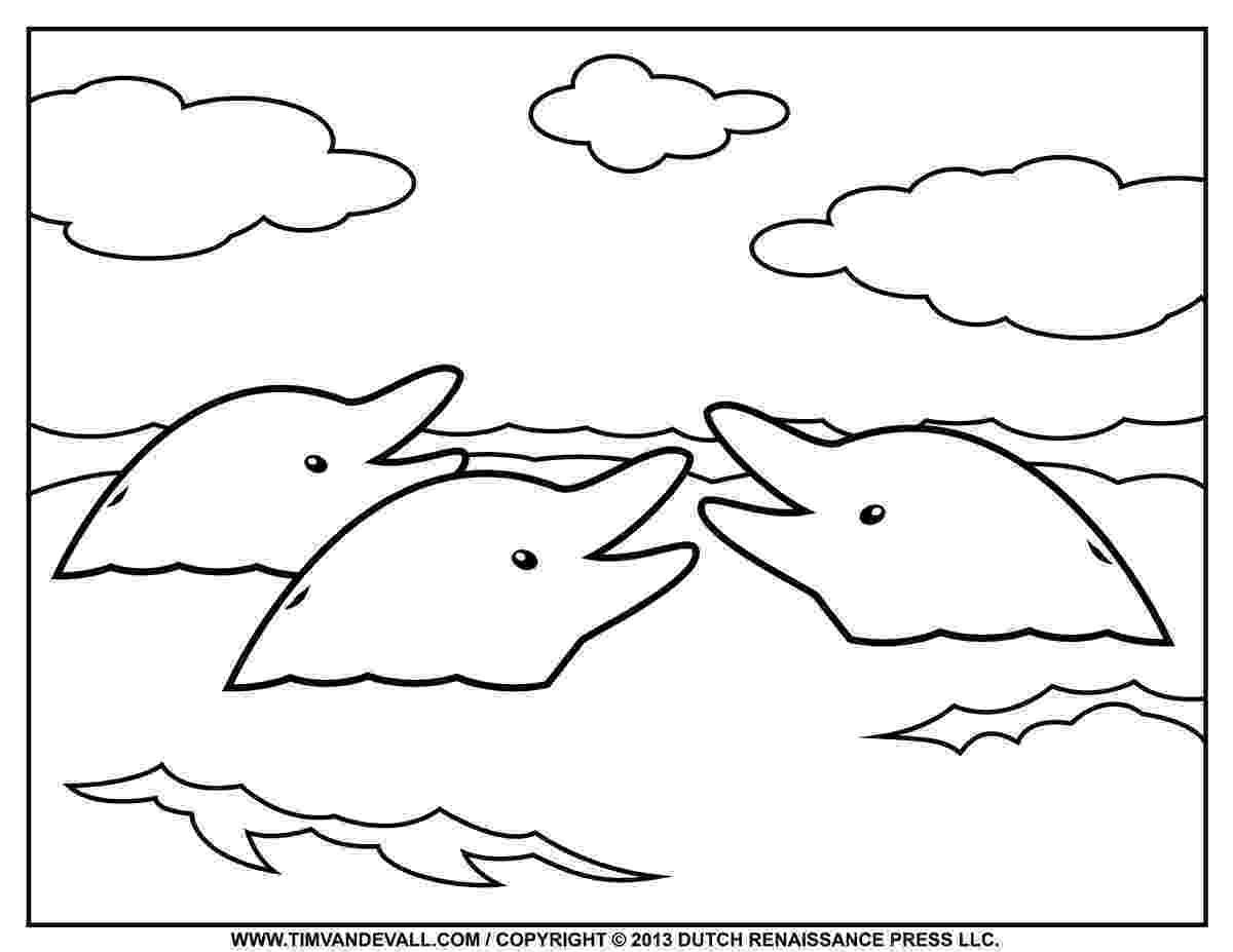 dolphin printables friendly underwater creature 20 dolphin coloring pages printables dolphin 1 1