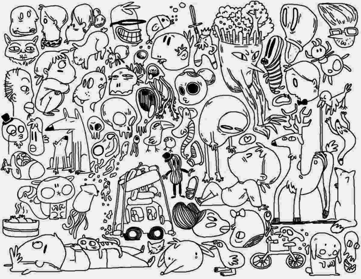 doodle art free printables 20 free printable doodle art coloring pages for adults doodle printables free art