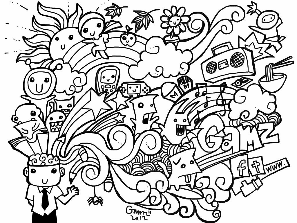 doodle art free printables doodle coloring pages best coloring pages for kids doodle printables free art