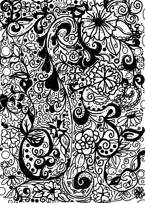 doodle art free printables free doodle art coloring pages coloring home printables art doodle free