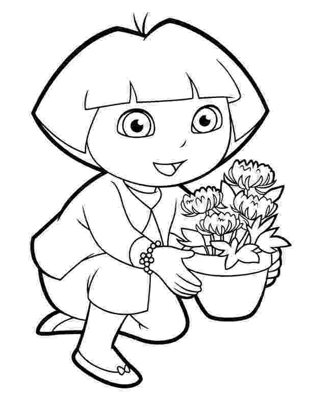 dora backpack coloring page dora coloring pages drawing for kids videos for kids backpack page coloring dora