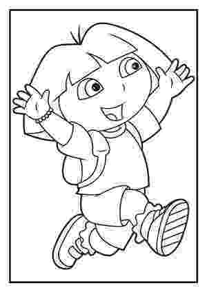 dora black and white coloring pages dora coloring pages only coloring pages white black coloring dora pages and