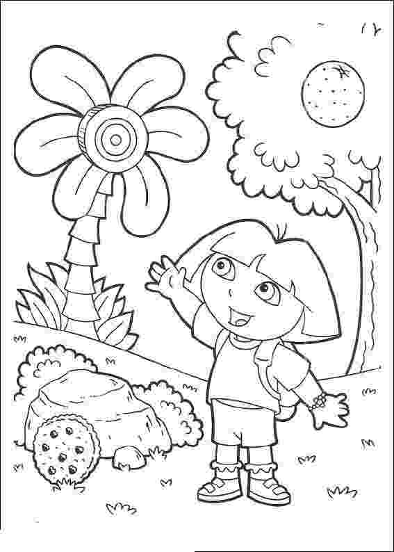 dora black and white coloring pages dora coloring pages pages coloring dora black white and