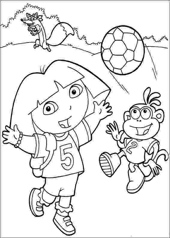 dora black and white coloring pages free printable dora the explorer coloring pages for kids coloring dora pages black white and
