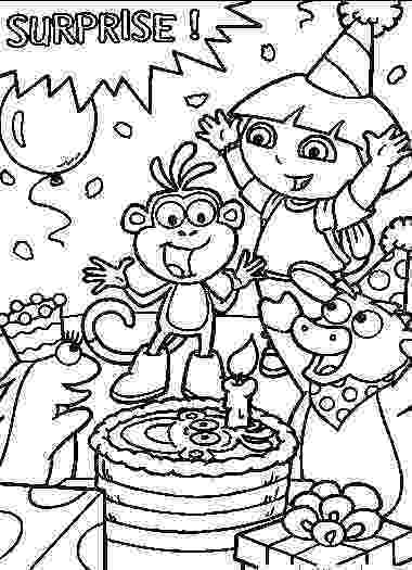 dora the explorer coloring pages free free printable dora the explorer coloring pages for kids the dora coloring pages explorer free