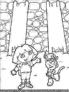 dora the explorer pictures to print free dora coloring pages with friends printable free coloring pictures to the print explorer free dora