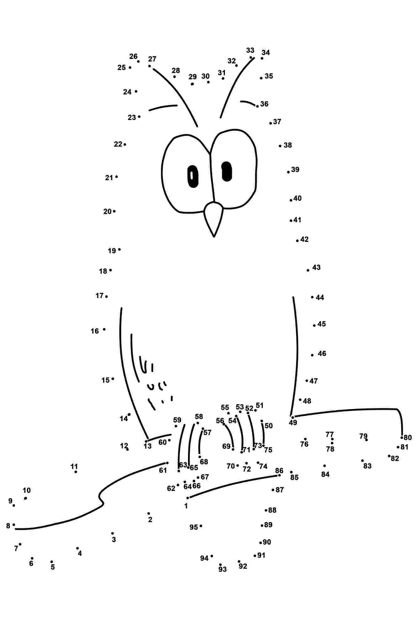 dot to dot to dots worksheets for kindergarten activity shelter to dot