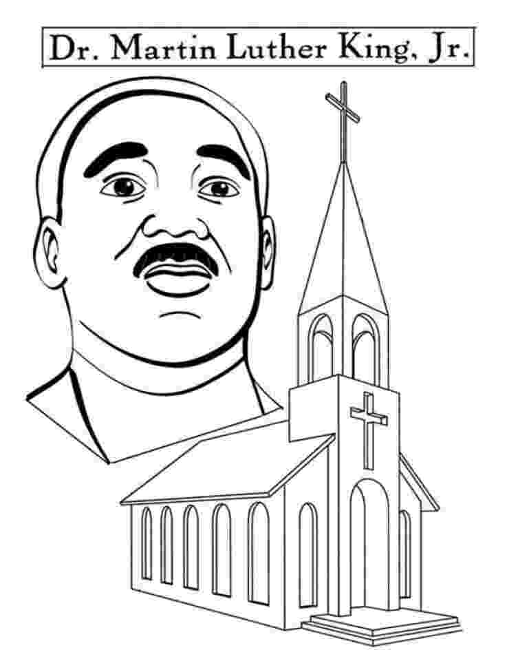 dr king coloring pages printable free printable martin luther king jr day mlk day printable pages king dr coloring