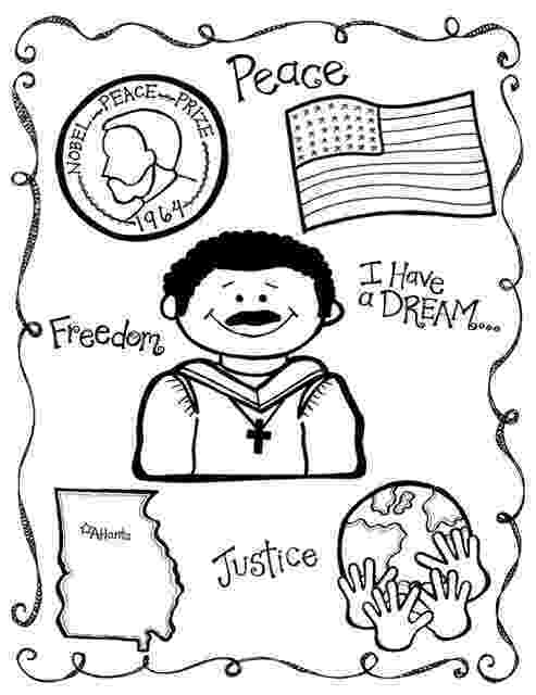 dr king coloring pages printable martin luther king i have a dream coloring page mlk jr dr pages king printable coloring