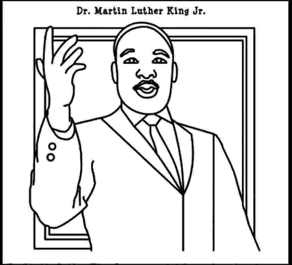 dr king coloring pages printable martin luther king jr coloring pages and worksheets best dr king printable coloring pages