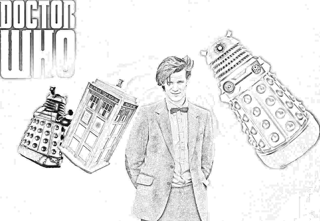 dr who pictures to colour 7 free doctor who fan art coloring books plus bonus colour dr pictures to who