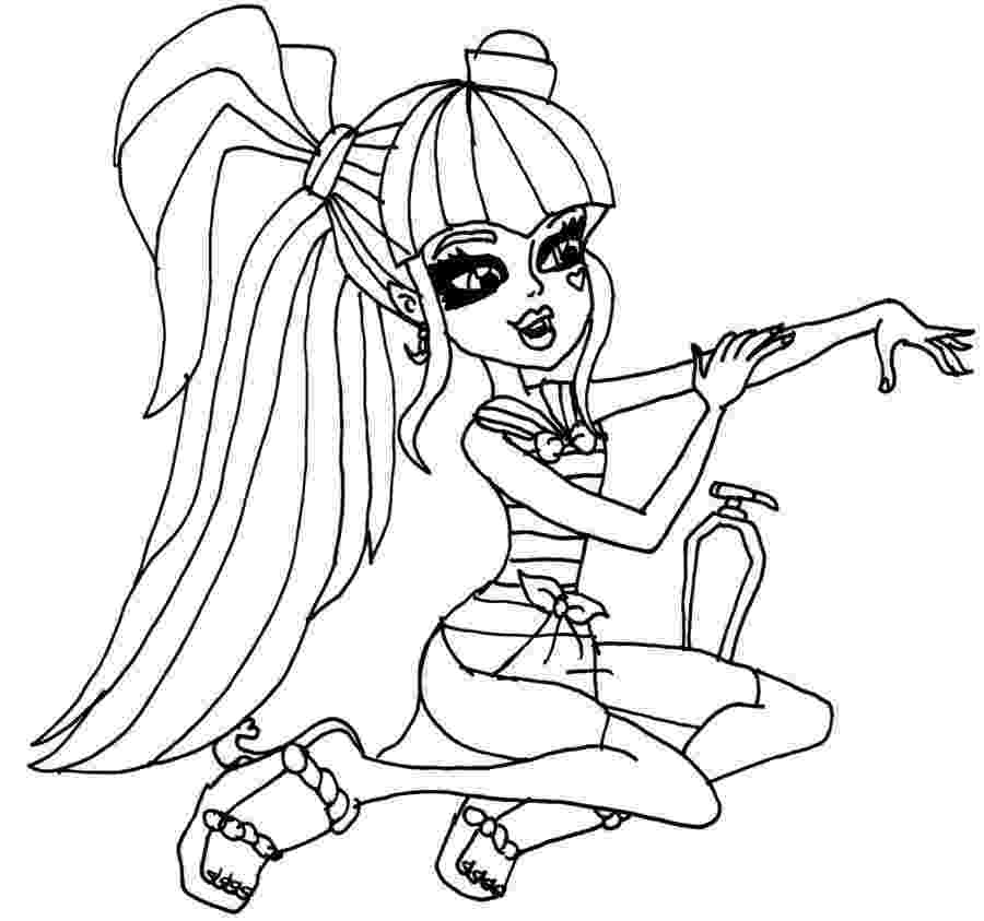 draculaura coloring pages 257 best images about printablesfor grandkids on draculaura coloring pages