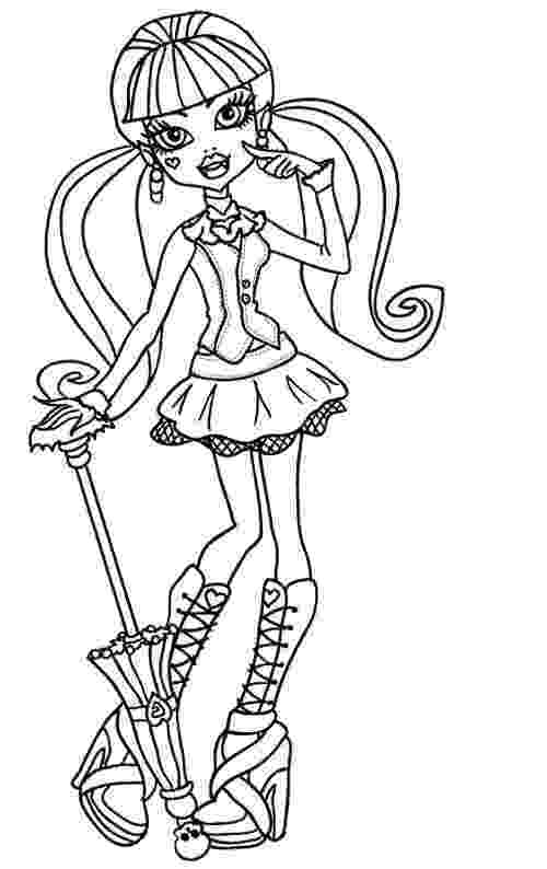 draculaura coloring pages dead tired draculaura coloring page free printable pages coloring draculaura