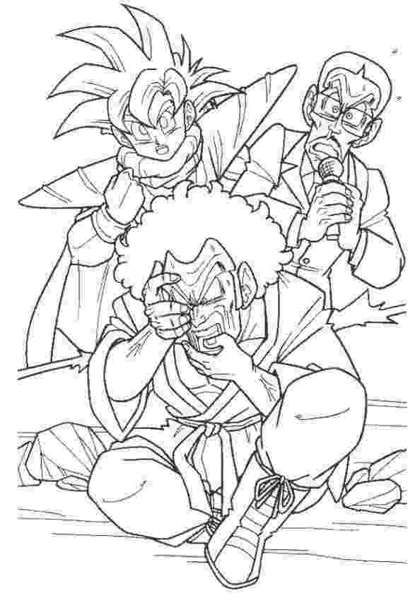 dragon ball z coloring page dbz coloring pages 2 coloring pages to print coloring page z dragon ball