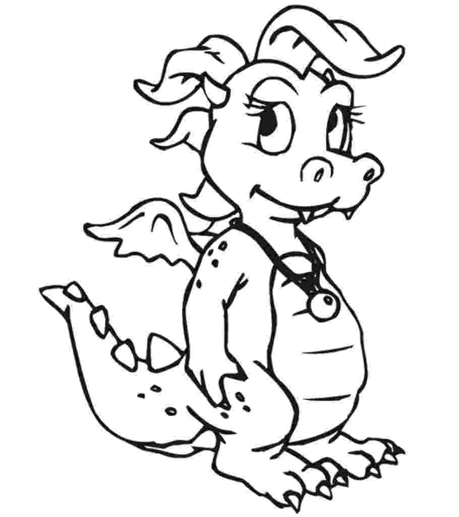 dragon coloring pictures dragon coloring pages getcoloringpagescom coloring pictures dragon