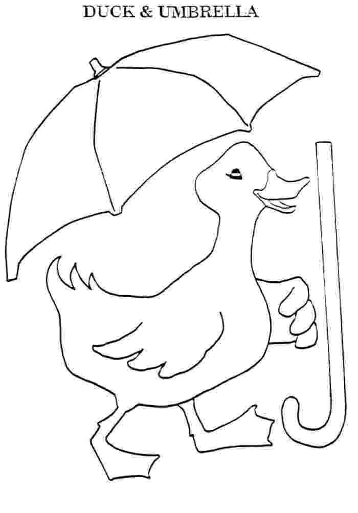 duck with umbrella animales umbrella with duck
