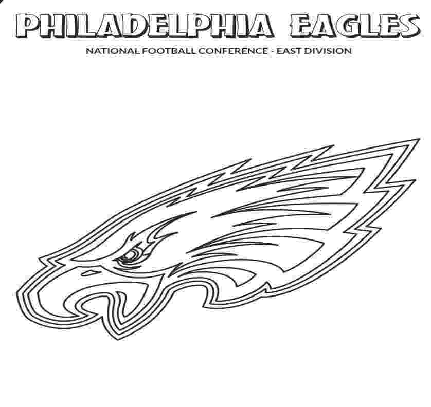 eagles football coloring pages free printable philadelphia eagles coloring pages soccer pages football eagles coloring