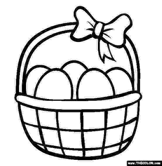easter basket coloring pages to print 16 super cute and free easter printable coloring pages for coloring pages to print easter basket