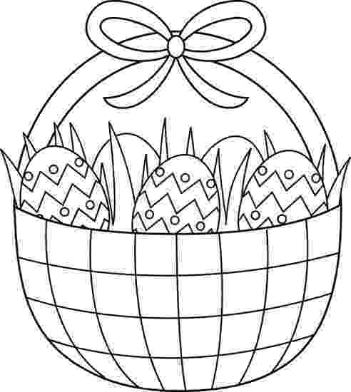easter basket coloring pages to print easter basket coloring pages to download and print for free basket easter to print coloring pages