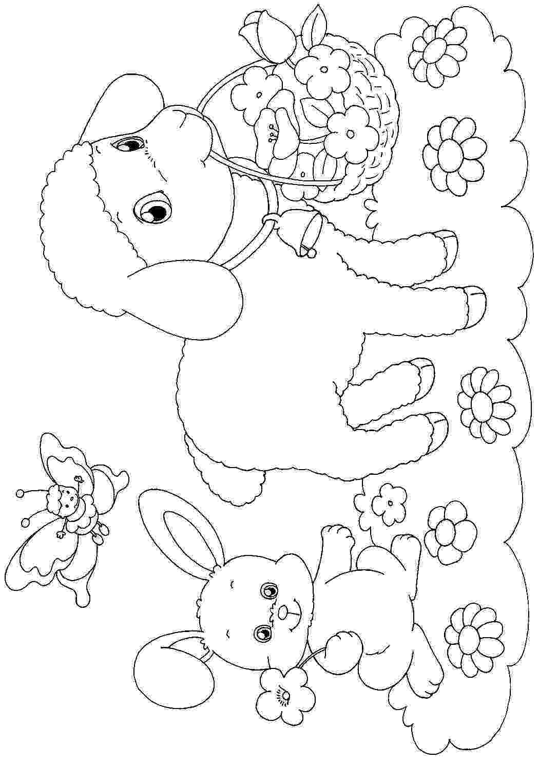 easter coloring pages free free coloring pages easter coloring pages for kids pages easter free coloring