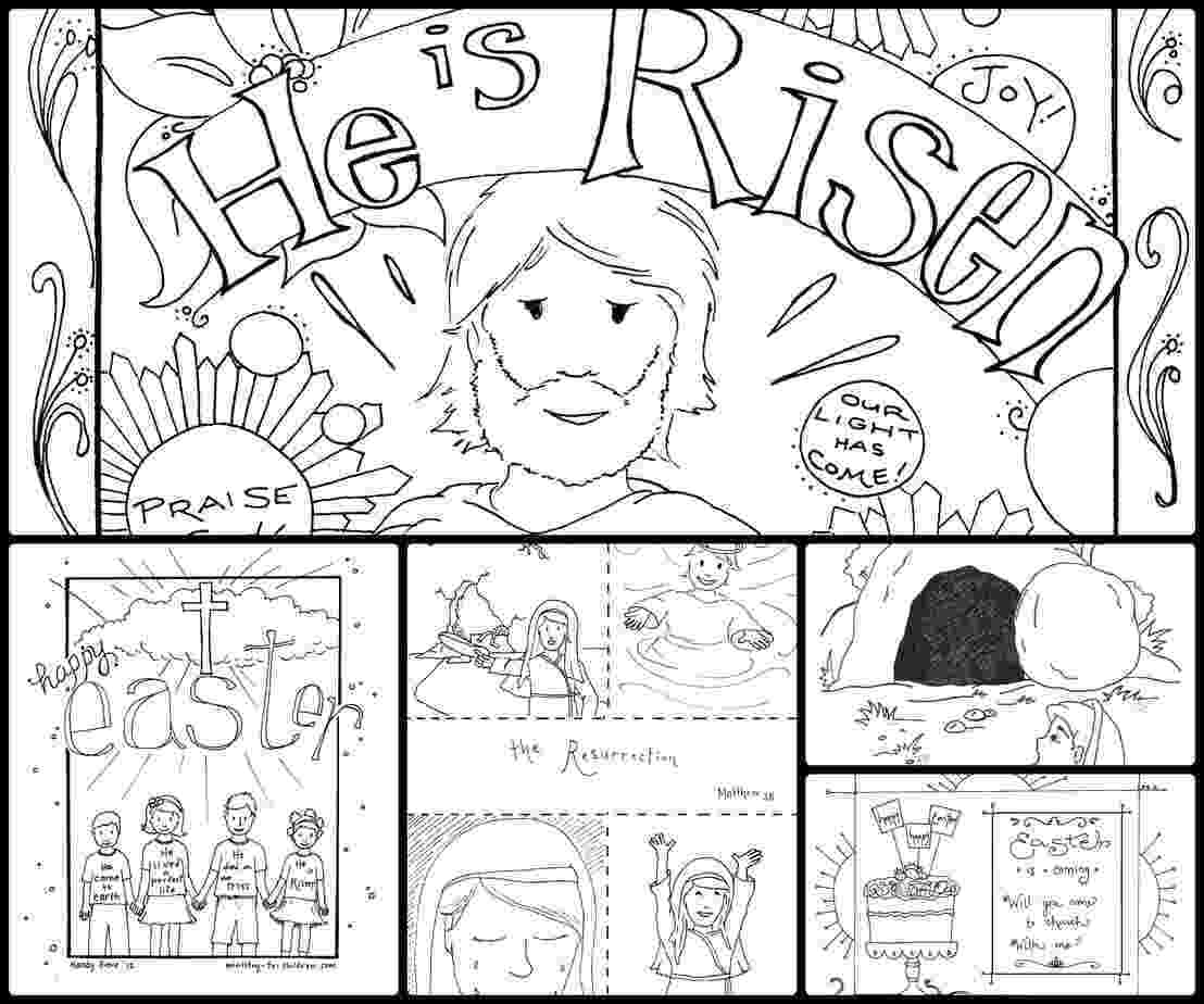 easter coloring sheets free printable christian 15 easter coloring pages religious free printables for kids coloring sheets christian easter free printable