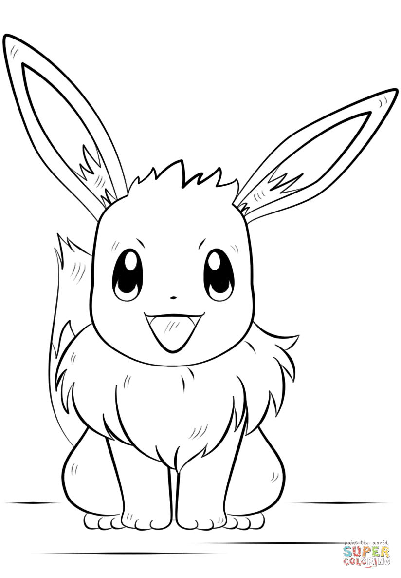 eevee coloring pages eevee by frayedgloves on deviantart eevee pages coloring