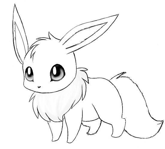 eevee coloring pages eevee lineart by lilli myers123 on deviantart pages eevee coloring