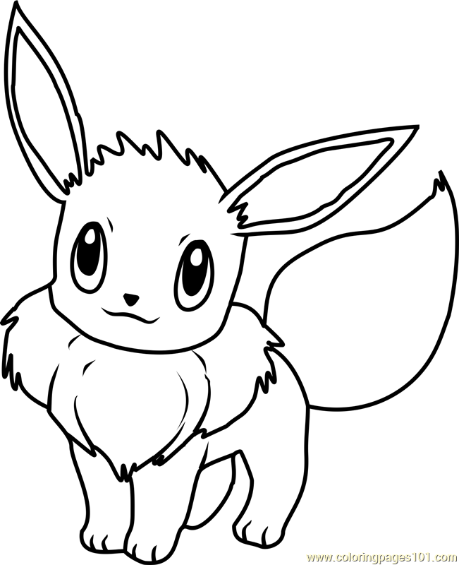 eevee coloring pages pokemon eevee evolutions coloring pages sketch coloring page eevee coloring pages