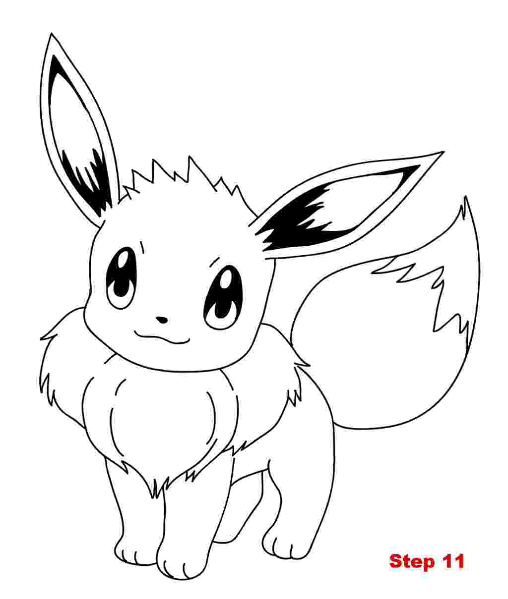 eevee coloring pages to print eevee pokemon coloring page free printable coloring pages eevee print pages coloring to