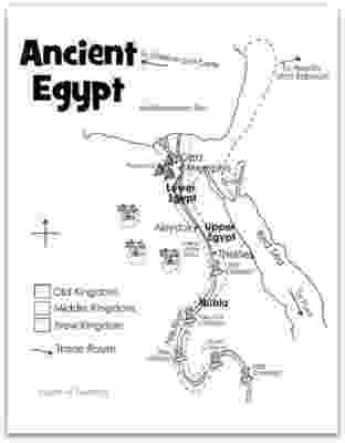 egypt coloring map 40 holy people week six notes from the parsonage coloring map egypt