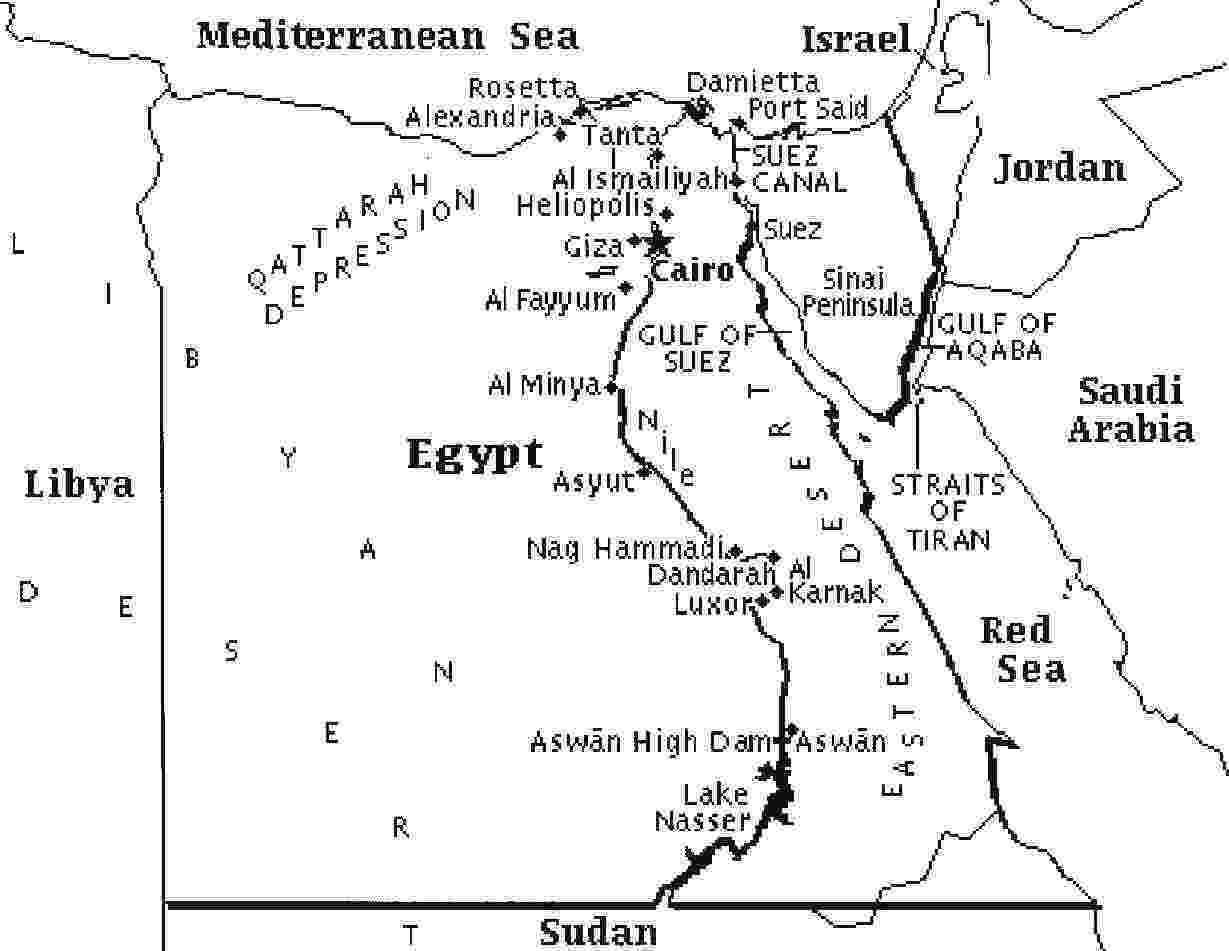 egypt coloring map egypt ancient map coloring page wecoloringpagecom coloring map egypt