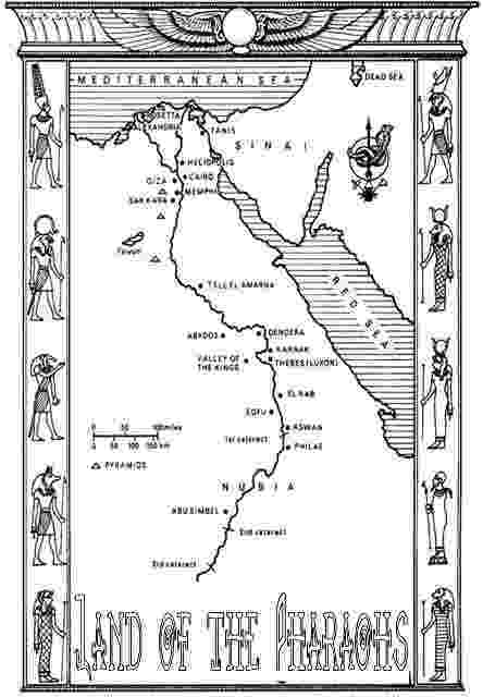 egypt coloring map free coloring pages printable pictures to color kids egypt coloring map